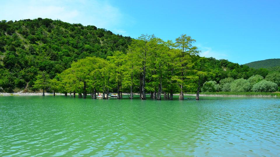 Экскурсия на Озеро в Сукко Киппарисы