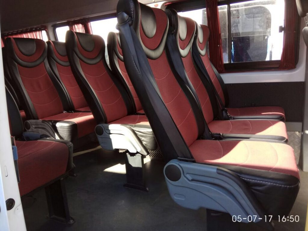 Заказ и Аренда Автобуса Мерседес в Анапе и Краснодаре