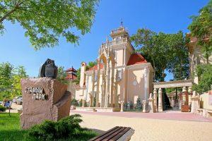 экскурсия в старый парк Кабардинки