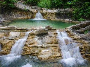 экскурсия на водопад жане геленджик