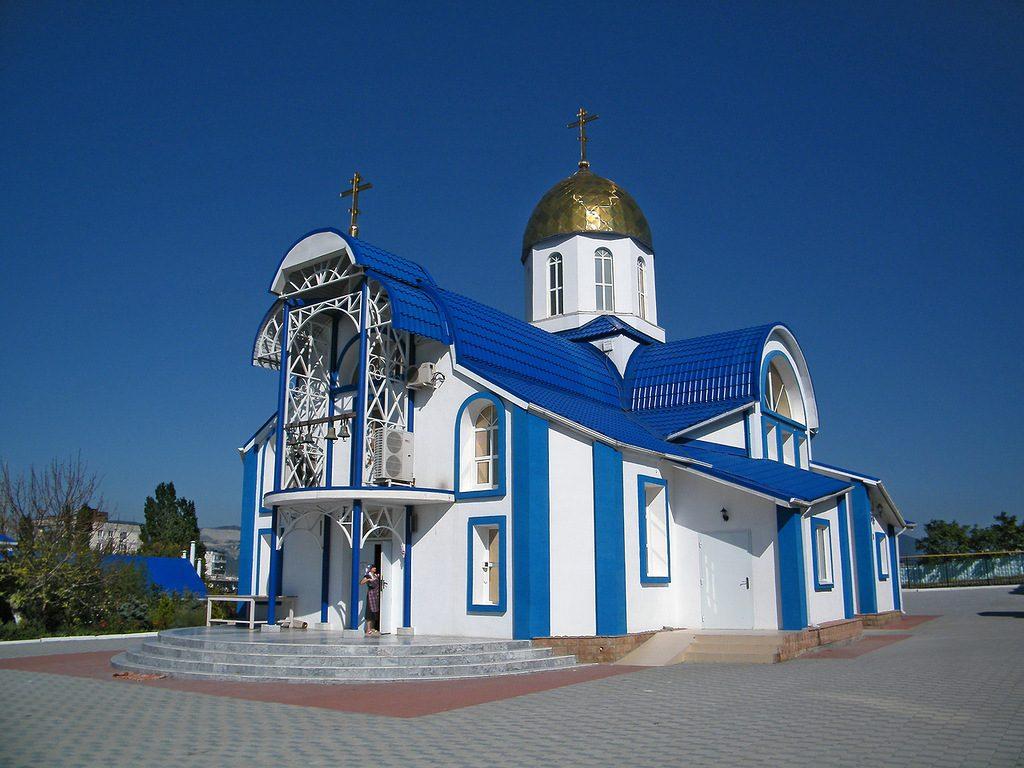 Свято Успенский собор