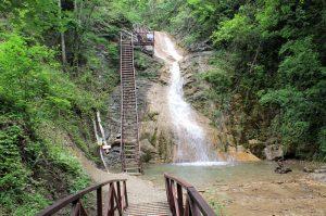 экскурсия тешебские водопады