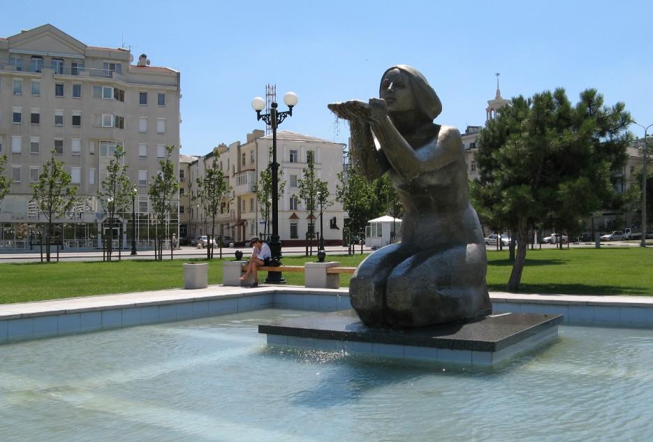 экскурсия к памятнику дарующая воду