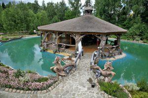 Куда поехать в Краснодаре, экскурсия в парк берендеево
