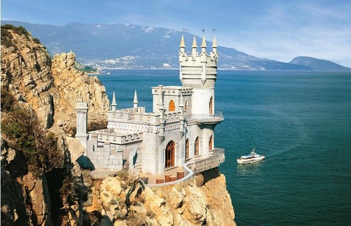 Поездки в Крым из Анапы