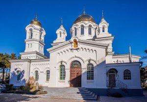 экскурсия в свято вознесенский собор геленджик