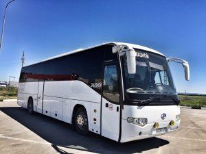 заказ и аренда автобусов до 55 мест в анапе краснодаре