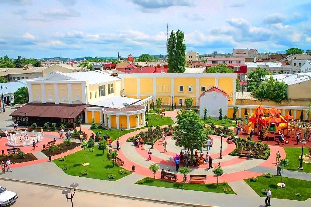 поездки с Анапы в Симферополь
