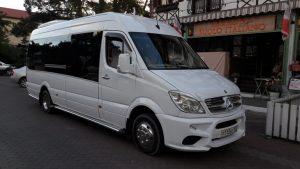 Аренда микроавтобуса с водителем Краснодар