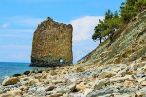 экскурсия к скале парус геленджик