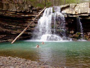 пшадские водопады экскурсия