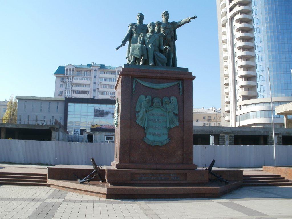 экскурсия на памятник основателям Новороссийска