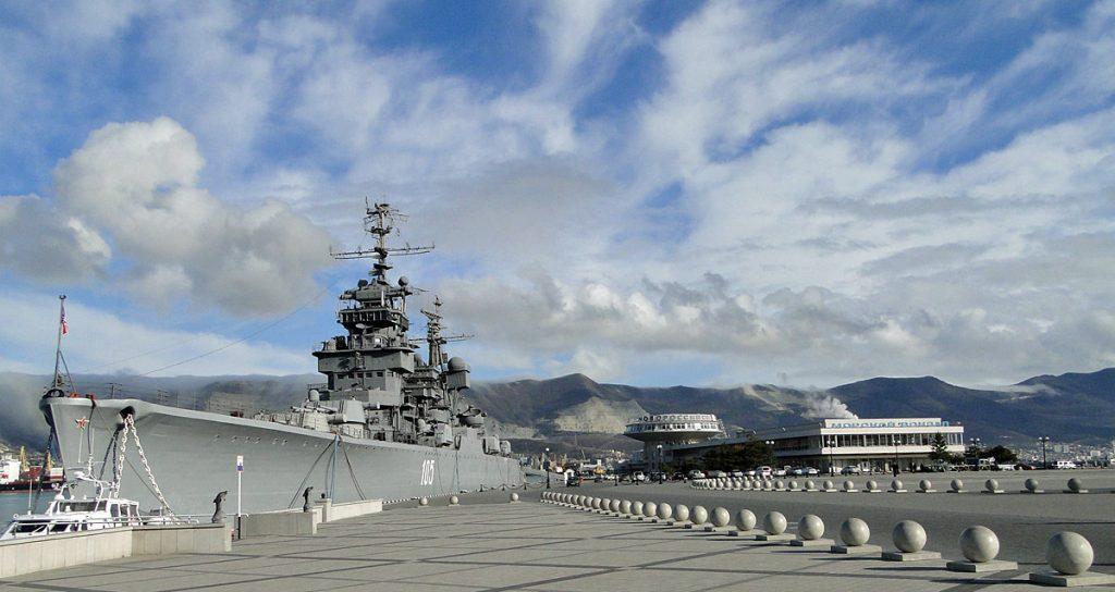 экскурсия на крейсер в новороссийск