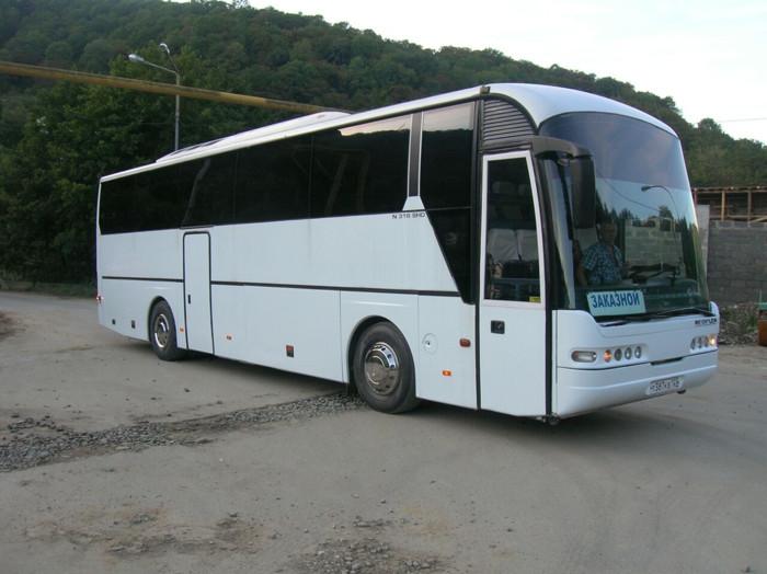 заказ автобуса анапа