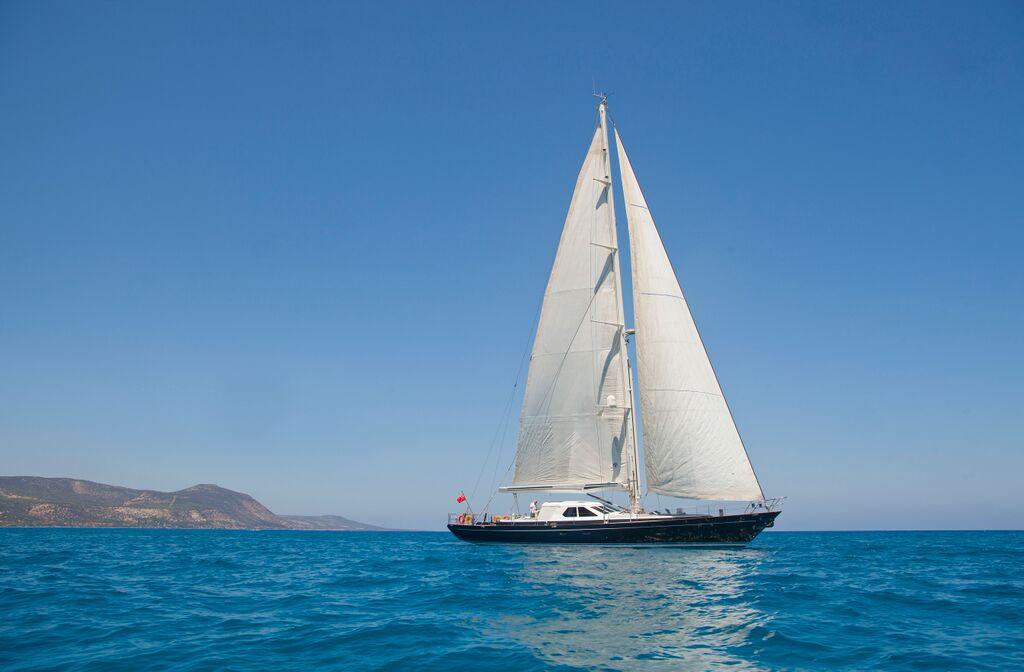 все-таки фото яхты с парусами небольшие пансионате трехразовое
