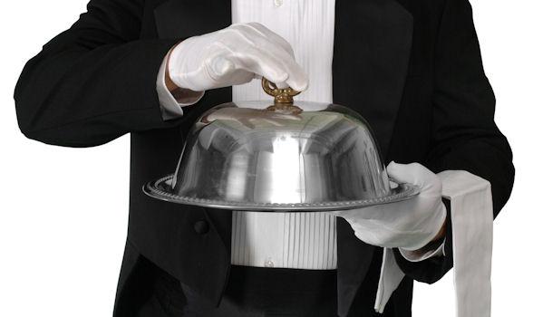 доставка еды из ресторана на дом