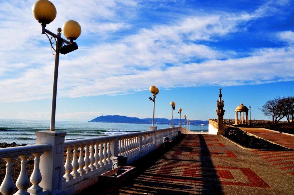 поездки с Анапы в Кабардинку