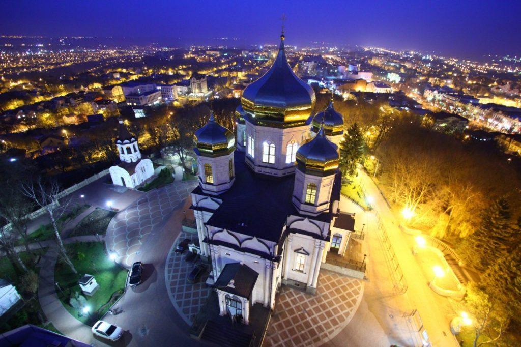 как добраться с Краснодара в Ставрополь