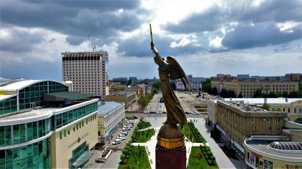 трансфер Краснодар - Ставрополь