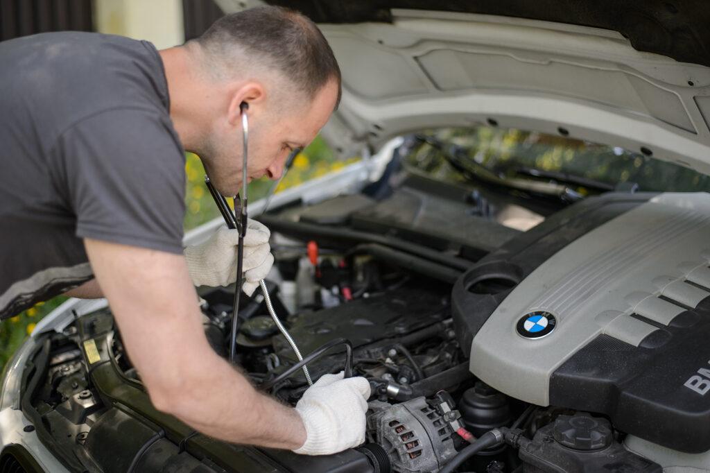 проверка посторонних шумов перед покупкой авто в анапе краснодаре
