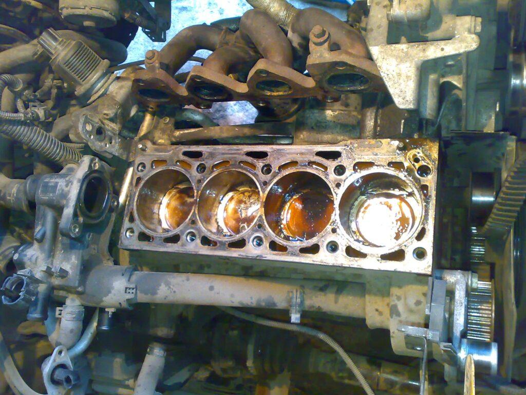 диагностика двигателя в Краснодаре